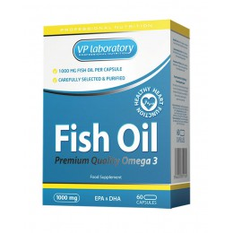 VPLab. Fish Oil 1000 мг - 60 капс