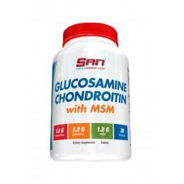 SAN. Glucosamine Chondroitin MSM - 180 таб