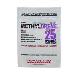 ClomaPharma. Methyldrene-25 Elite - 2 капс