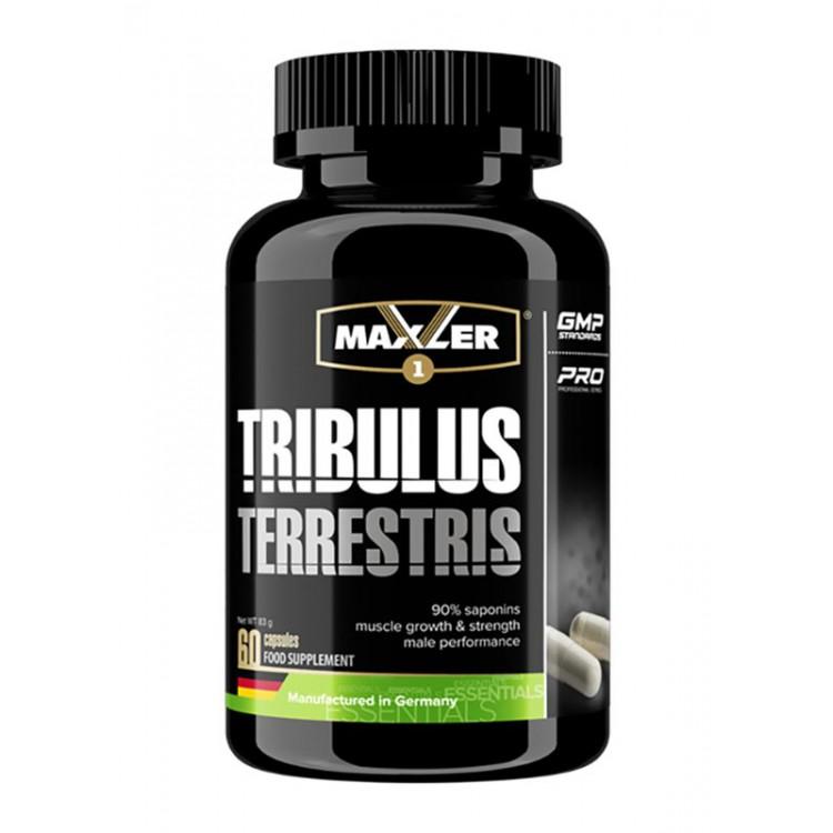 Maxler. Tribulus Terrestris 90% сапонинов - 60 капс