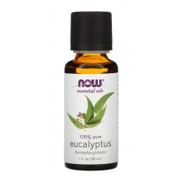 NOW. Eucalyptus Oil - 30 мл