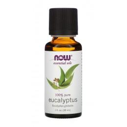 NOW. Eucalyptus Oil - 30 мл
