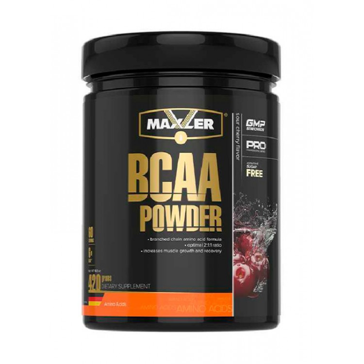 Maxler. BCAA Powder - 420 г - вкусовые
