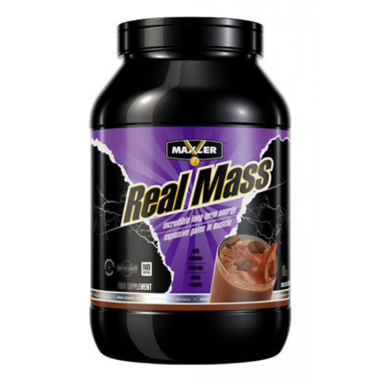 Maxler. Real Mass - 4540 г