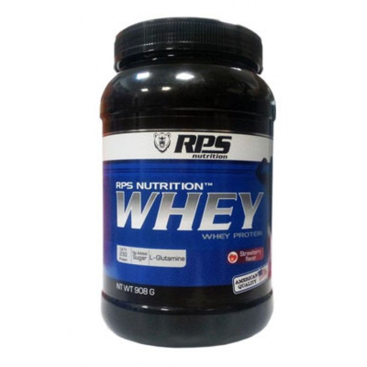 RPS. Whey Protein - 908 г