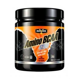 Maxler. Amino BCAA 1400 мг - 200 таб