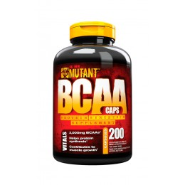 Mutant. BCAA - 200 капс