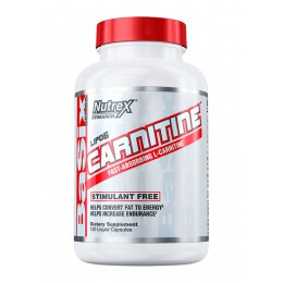 Nutrex. Lipo-6 Carnitine - 120 капс