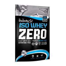 BioTech. Iso Whey Zero lactose free - 500 г