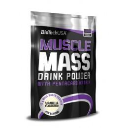 BioTech. Muscle Mass - 1000 г