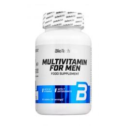 BioTech. Multivitamin for men - 60 таб