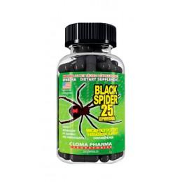 ClomaPharma. Black Spider - 100 капс