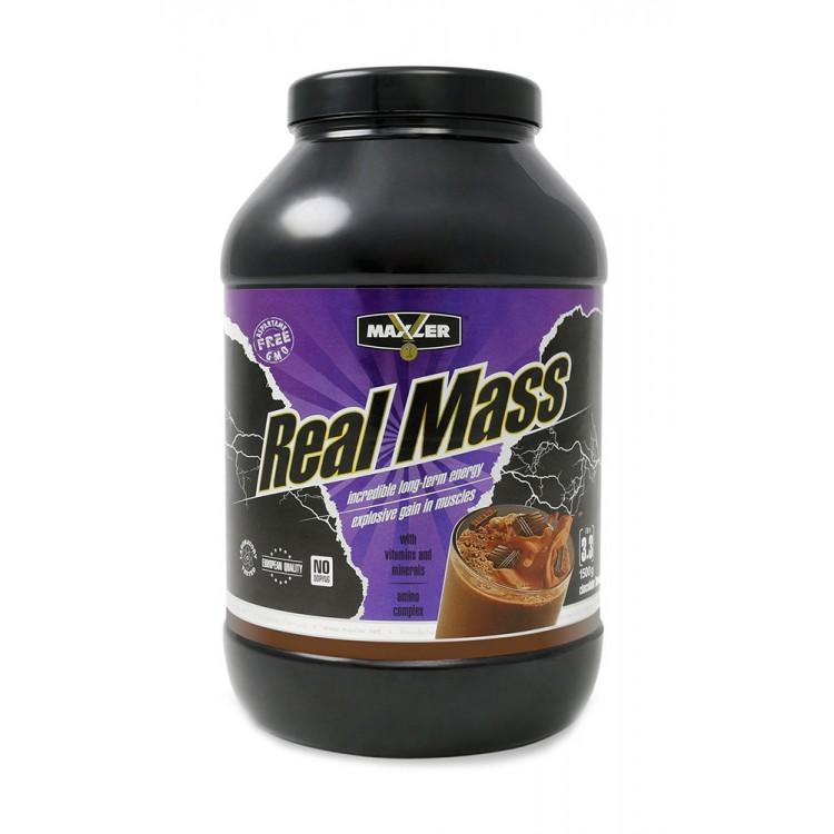 Maxler. Real Mass - 1500 г