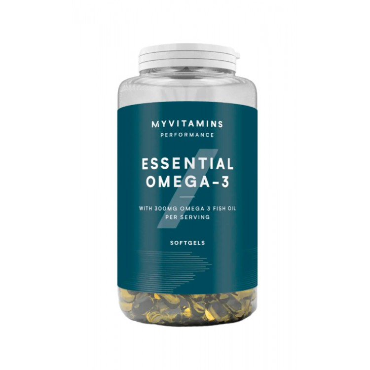 MyProtein. Omega 3 - 250 капс