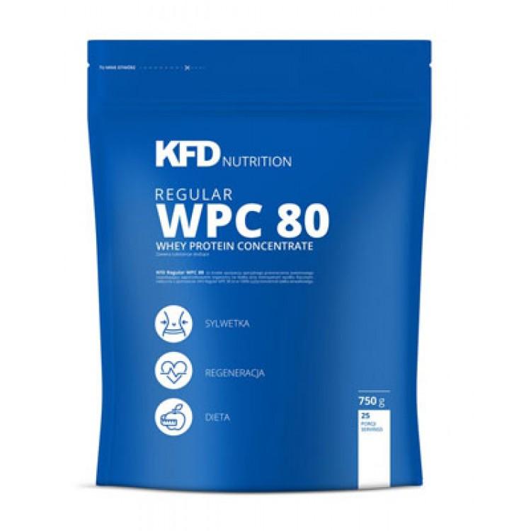 KFD. Regular WPC 80 - 750 г