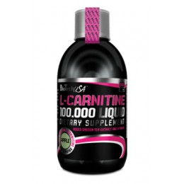BioTech. L-Carnitine 100 000 мг - 500 мл
