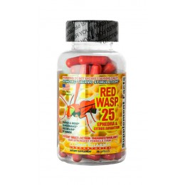 ClomaPharma. Red Wasp - 75 капс
