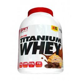SAN. 100% Pure Titanium Whey - 2270 г