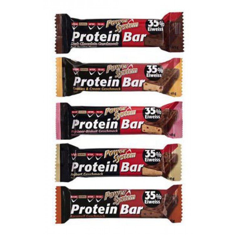 PowerSystem. Protein Bar - 45 г