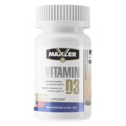 Maxler. Vitamin D3 - 180 таб
