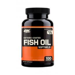 ON. Fish Oil Softgels - 100 капс