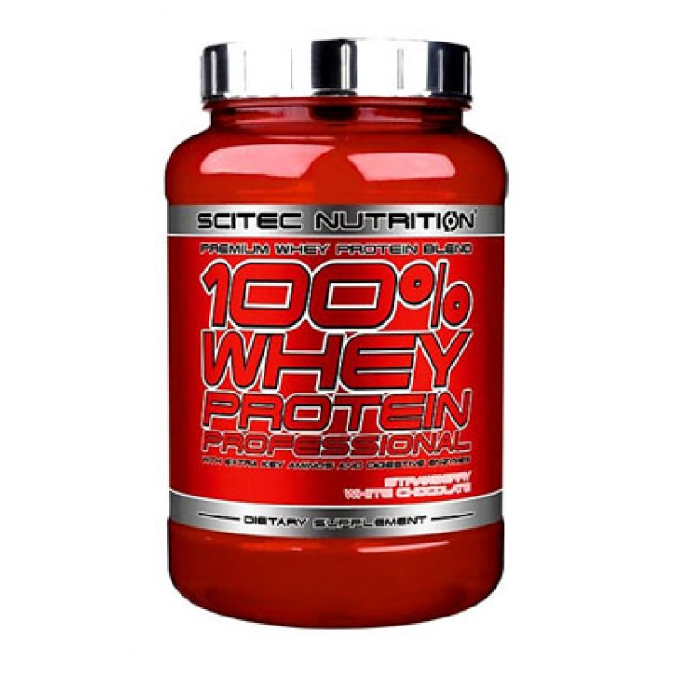 Scitec. 100% Whey Protein Professional - 920 г