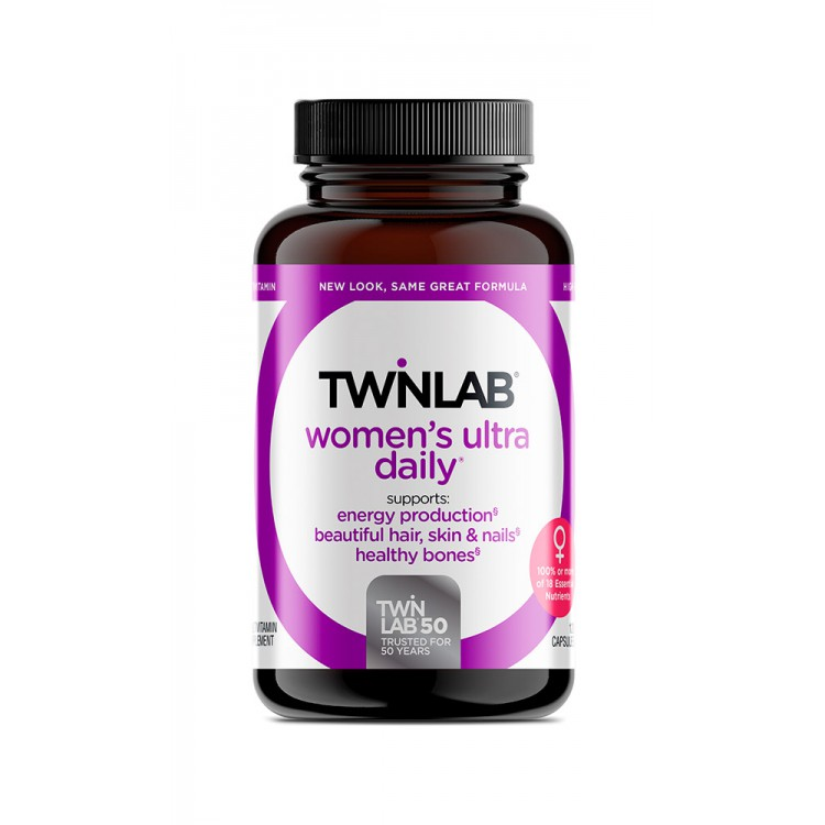 TwinLab. Womens Ultra Daily - 120 капс