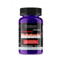 Ultimate. Melatonin 3 мг - 60 капс