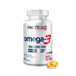 BeFirst. Omega-3 + витамин Е - 90 гелькапс