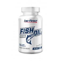 BeFirst. Fish Oil - 90 гелькапс