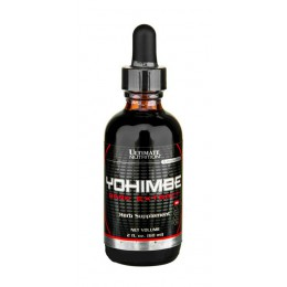Ultimate. Yohimbe bark liquid Exctract - 60 мл