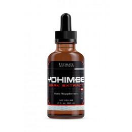 Ultimate. Yohimbe bark liquid Exctract - 60 мл