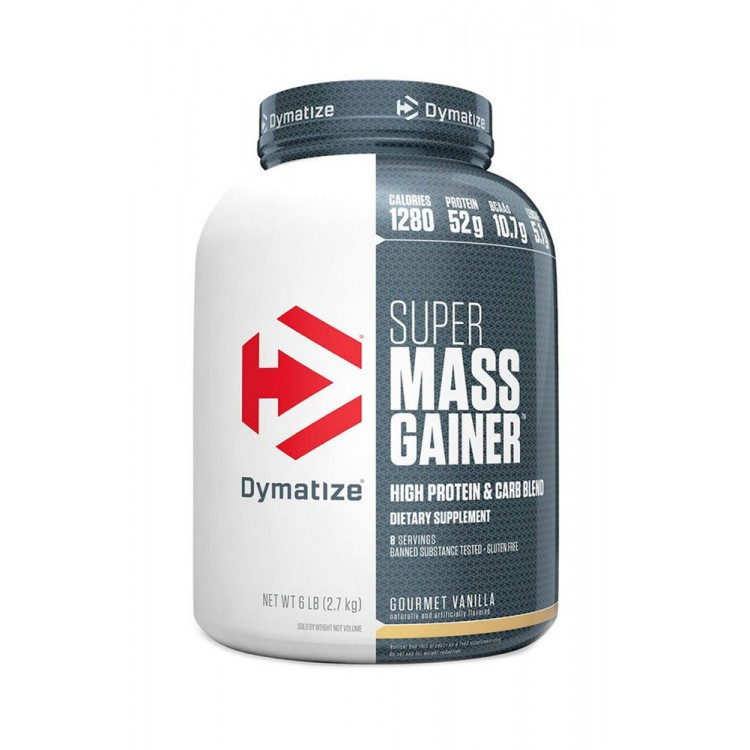 Dymatize. Super Mass Gainer - 2720 г