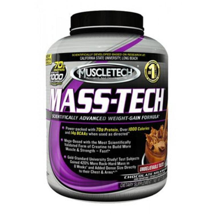 MuscleTech. 100% Premium Mass Gainer - 5400 г