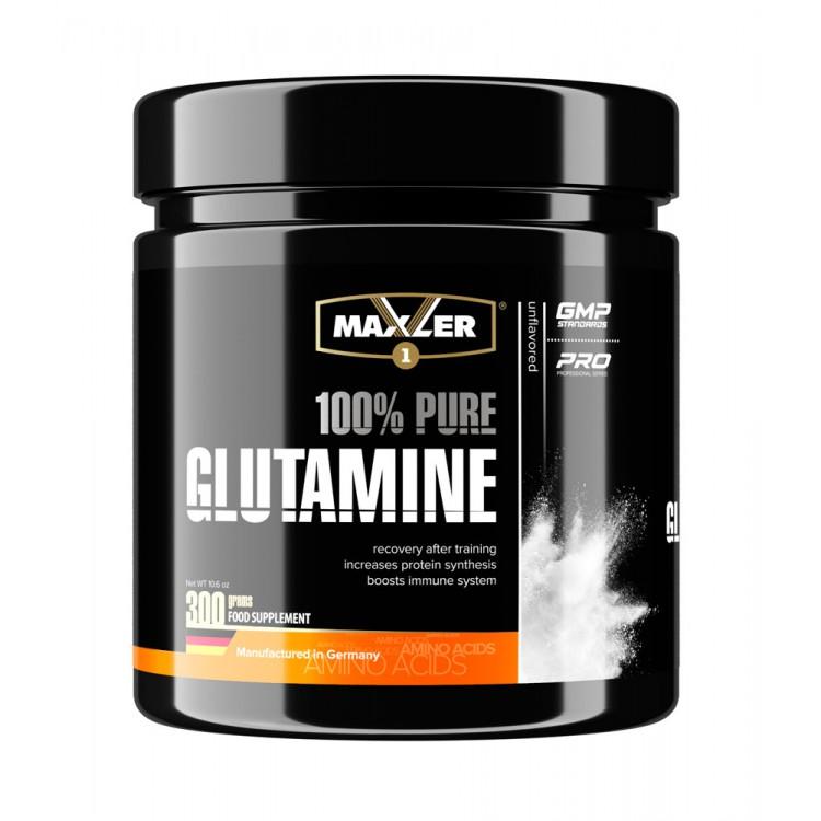 Maxler. Glutamine - 300 г