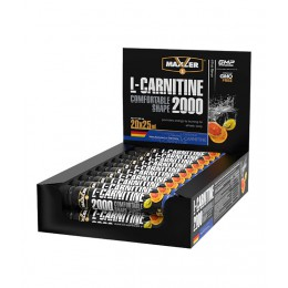 Maxler. L-Carnitin Comfortable Shape 2000 мг - 1 ампула