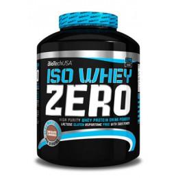 BioTech. Iso Whey Zero lactose free - 2270 г
