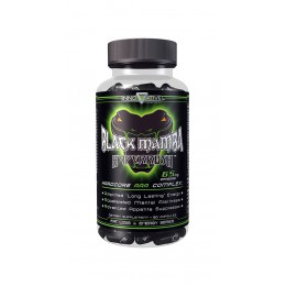 Innovative Labs. Black Mamba Hyperrush - 90 капс