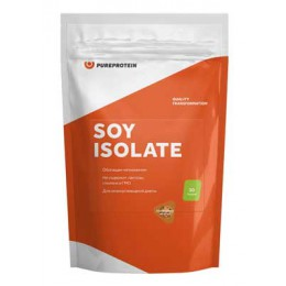 PureProtein. Soy Protein - 900 г
