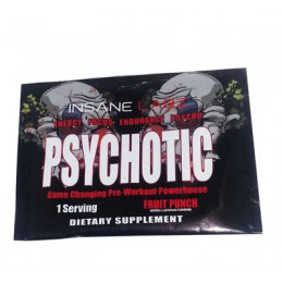 InsaneLabz. Psychotic - 1 порция
