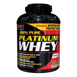 SAN. 100% Pure Platinum Whey - 2240 г