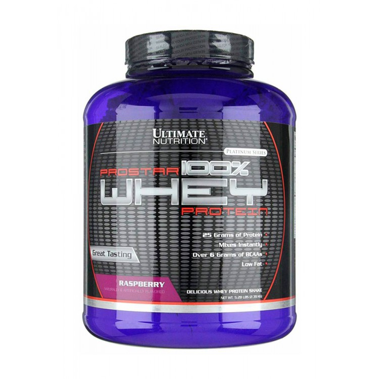 Ultimate. Prostar Whey - 2390 г