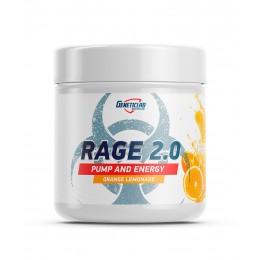 GeneticLab. Rage Pro - 20 порций