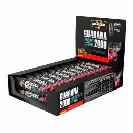 Maxler. Energy Storm Guarana 2000 - 1 ампула