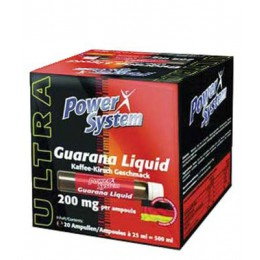 PowerSystem. Guarana - 1 ампула