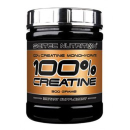 Scitec. 100% Creatine Monohydrate - 300 г