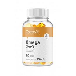 Ostrovit. Omega 3 - 90 капс