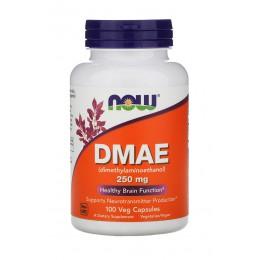 NOW. DMAE 250 мг - 100 капс