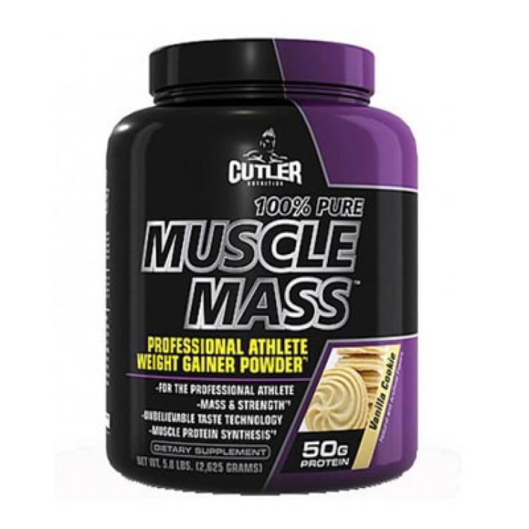 Cutler. 100% Pure Muscle Mass - 2625 г