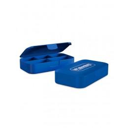 VPLab. Коробочка д/таблеток синяя